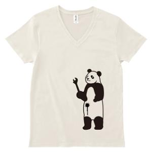 Tシャツ ゾンビパンダ