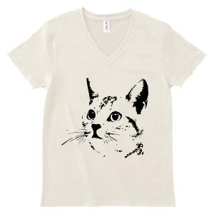 Tシャツ ネコ